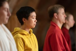 Kursai: Meditavimo pagrindai.